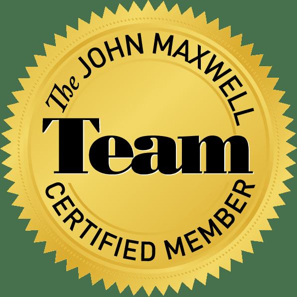 John C. Maxwell Certified Leadership Speaker, Coach, & Trainer